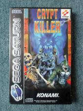 Sega SATURN cripta asesino video juego de Konami (B)