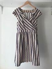 Fleurette by Fleur Wood Womens 100% Cotton Tea Dress, AU Size 12