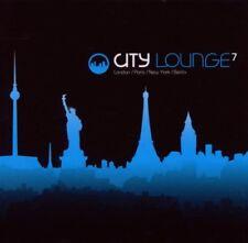 City Lounge 7 4cds 2010 Boozoo Bajou
