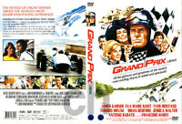 Grand Prix (1966) - John Frankenheimer, James Garner, Yves Montand   DVD NEW
