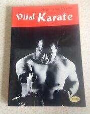 Vital Karate By Masutatsu Oyama 1977 Softcover 13th Printing