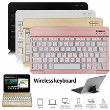 For Samsung Galaxy Tab S6 Lite 10.4 10.5 T860 P610 Tablet Slim Wireless Keyboard