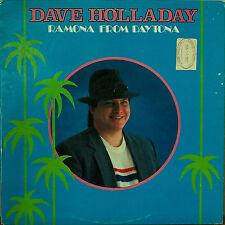 DAVE HOLLADAY: Ramona from Daytona-NM198?LP BUDDY EMMONS/DENNIS WILSON