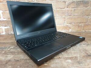 "Dell Precision M4700 15.6"" i7 3rd Gen 2.70GHz 500GB HDD 16GB RAM Win 10 120094"
