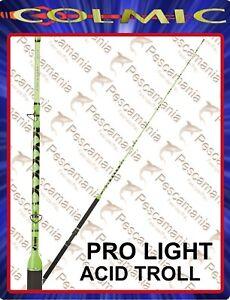 Colmic Rod Pro Light Acid Troll 6.6' -7' Lbs 4-8/6-12/12-20/20-30