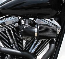 """DNA BLACK """"CONE"""" AIR CLEANER FILTER KIT FOR 91-15 SPORTSTER 883 1200 XL HARLEY"""