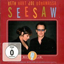Beth Hart & Joe Bonamassa: Seesaw (Limited Edition)  **CD + DVD**