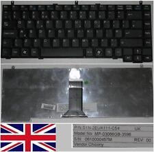 Teclado Qwerty UK MSI Megabook VR330 VR330XB MP-03086GB-3596 S1N-2EUK111-C54