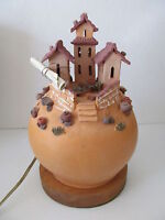 Boundless Cristina Clay Art Sculpture Pottery L/E Numbered Signed COA Southwest