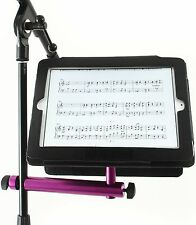 New On-Stage Stands U-mount TCM9150 Tablet iPad Case Mounting System Make Offer!
