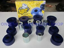 SUPER PRO Front Suspension Bush Kit to suit Nissan Patrol GQ GU Models SUPERPRO
