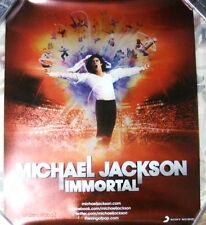 Michael Jackson IMMORTAL 2011 Taiwan Promo Poster