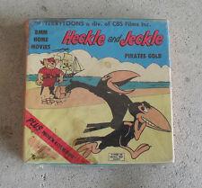 Vintage Ken Films 8mm Heckle and Jeckle Pirates Gold  Movie Sealed LOOK