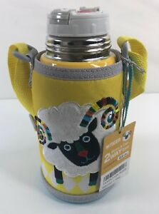 TIGER MBR-S06G Y SHEEP, Colobockle 2way Stainless Steel Water Bottle 0.6 LITER