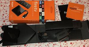 Amazon Fire TV Pendant - 3rd Gen - 4K Alexa Voice Remote - Streaming Device New