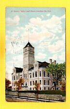 Junction City,KS Kansas, Geary County Court House used 1911