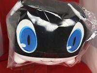 Persona 5 Mega Jumbo Nesoberi Plush Doll Morgana SEGA Japan import