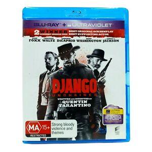 Django Unchained (Blu-Ray, Region B, 2012)