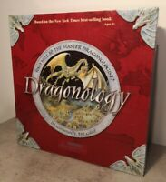 Dragonology - The Board Game **COMPLETE** Very Good Condition.