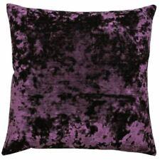 Paoletti Purple Cushion Covers Decorative Cushions