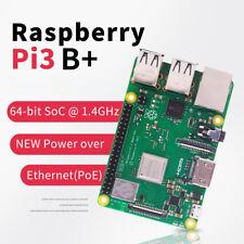 Raspberry Pi 3 Model B+ (B plus) Quad Core 1.4GHz 64 bit CPU wifi & bluetooth