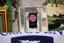 Clemson National Champions Silver Money Clip  Beautiful Combo - Personalized
