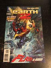 Earth 2#2 Incredible Condition 9.4(2012) 1st Gay Green Lantern