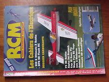 $$4 Revue RCM N°303 PLan encarte Spitfire Dogfight  carburants  FX 40  Alpha Jet