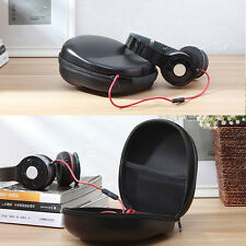 Universal Carrying Hard Case Bag Storage Box For Sony Headset Earphone Headphone