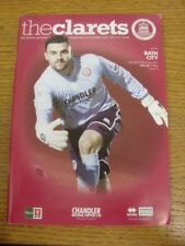 10/12/2011 Chelmsford City v Bath City [FA Trophy] . Any faults with this item s