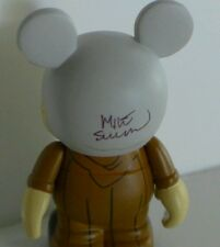 "Disney 3"" Vinylmation Star Wars Series 1 Obi Wan Kenobe Signed by Artist"