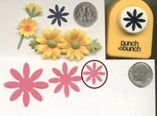 Small Daisy Paper Punch by Punch Bunch Quilling-Scrapbook-Cardcraft New