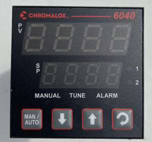 Chromalox Temperature Controller 6040RR0000 New/Old Stock