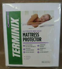 *Nip* Terminix Ultimate Bed Bug Mattress Protector, Zippered Encasement, Full Sz