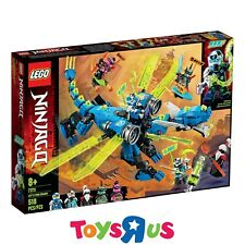 LEGO 71711 Ninjago Jay's Cyber Dragon (BRAND NEW SEALED)