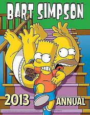 Bart Simpson - Annual 2013 (Annuals 2013), Matt Groening , Acceptable   Fast Del