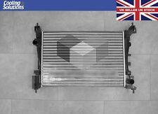 BRAND NEW RADIATOR TO FIT VAUXHALL / OPEL - ADAM CORSA (D) CORSA (E) 2006>