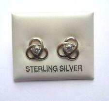 Gioielli di lusso trasparente in argento sterling 925 parti su 1000