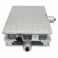 2 Axis Moving Table Portable XY Table for Laser Marking Engraving Machine new