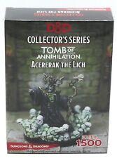 D&D GF9 71062 Acererak the Lich Tomb of Annihilation Collector's Series Archlich