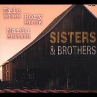 Eric Bibb / Block / Muldaur - Sisters And Brothers (NEW CD)