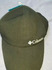 COLUMBIA M KESTRAL TRAIL HAT O/S BLACK OMNI SHIELD