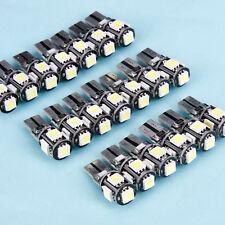 T10 501 W5W 5SMD LED ERROR FREE CANBUS Car Side Light Bulb for Car Van Truck