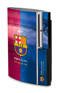 FC Barcelona Playstation 3 Console Skin Sticker Official Barca Item PS3 New