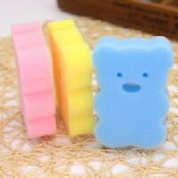 4pcs Bath Brushes Accessories Baby Shower Wash Child Brush Brushes Sponges