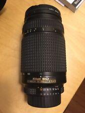 nikon zoom-nikkor 70-300 mm f/4-5.6 af D lens