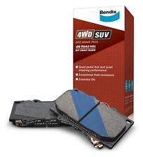 Bendix 4x4 Brake Pad Set Front DB2034 -4WD fits Hyundai Santa Fe 2.2 CRDi (CM...