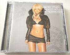BRITNEY SPEARS - GREATEST HITS: MY PREROGATIVE CD ALBUM 2004 OTTIMO POP