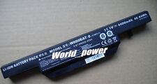 Genuine 6-87-W650S-4D4A W650BAT-6 Battery For Clevo  W650 W650S W650SC W650SH