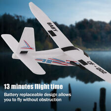DIY Assembly 2.4G Remote Control Glider RC Airplane Aircraft Children's Toy Gift